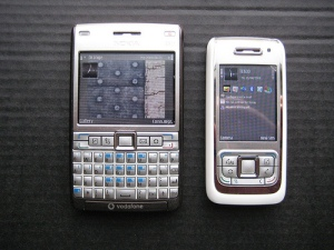 nokia e61i & e65