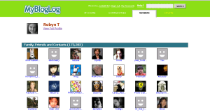 My Blog Log Robyn T profile