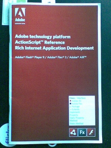Adobe ActionScript Reference