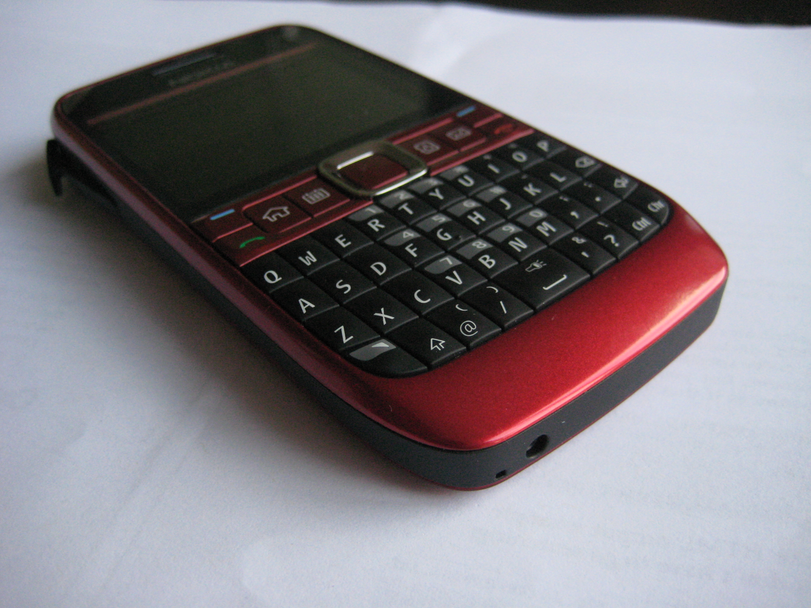 Nokia E63 Software