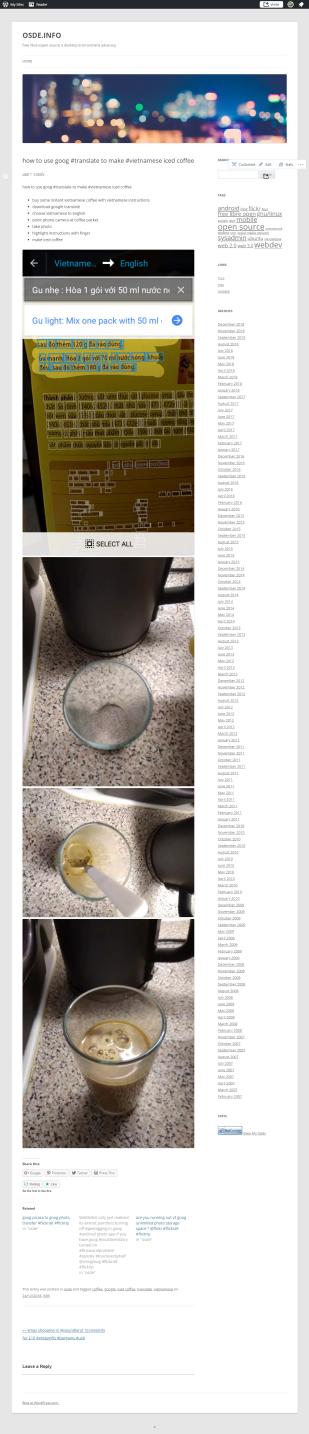 how to use goog #translate to make